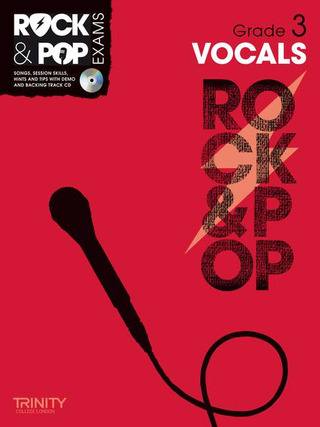 Rock & Pop Exams: Vocals Grade 3