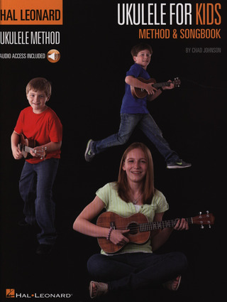 Chad Johnson: Ukulele for Kids