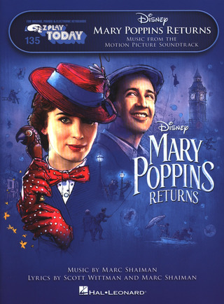 Marc Shaiman: E-Z Play Today: Mary Poppins Returns