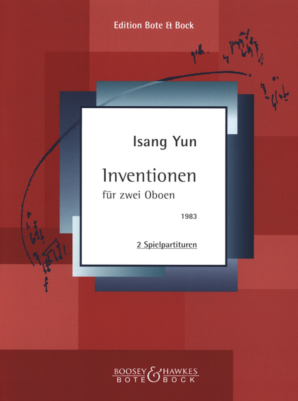 Isang Yun: Inventionen