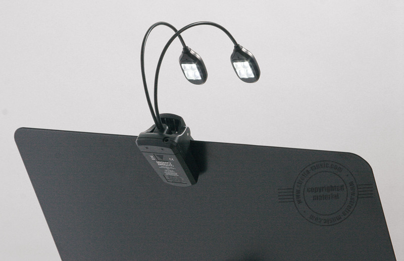 Music stand light »Twin Head« (2)