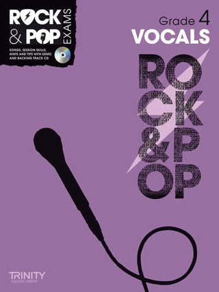 Rock & Pop Exams: Vocals Grade 4