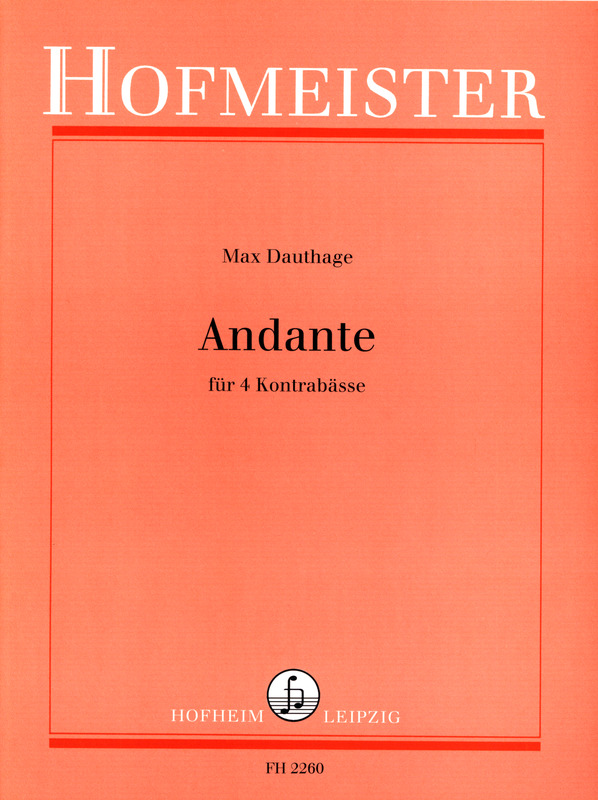 Dauthage Max: Andante