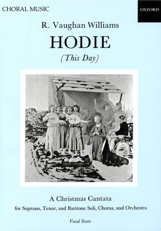 Ralph Vaughan Williams: Hodie (This Day)