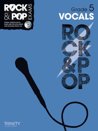 Rock & Pop Exams: Vocals Grade 5