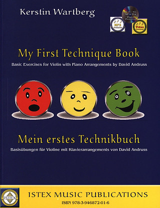 Kerstin Wartberg: My First Technique Book