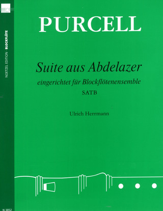 Henry Purcell: Suite aus Abdelazer
