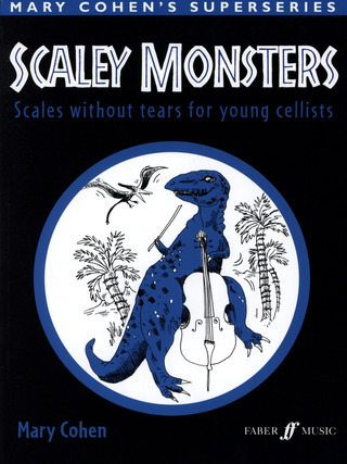 Mary Cohen: Scaley Monsters