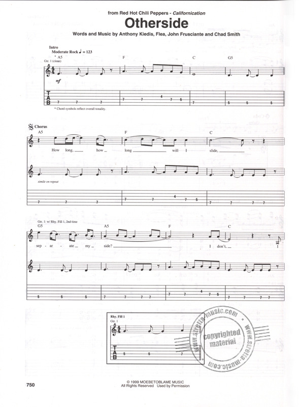 Guitar Tab White Pages: Volume 4 | buy now in Stretta sheet