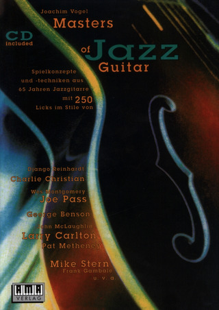 Joachim Vogel: Masters of Jazz Guitar