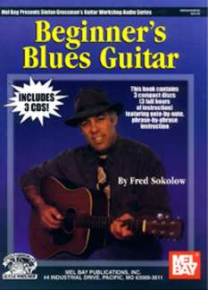 Fred Sokolow: Beginner's Blues Guitar