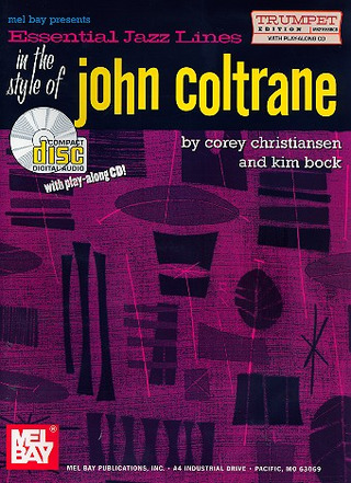 Corey Christiansen et al.: Essential Jazz Lines In The Style Of John Coltrane