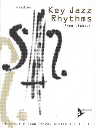 Fred Lipsius: Reading Key Jazz Rhythms (+CD)