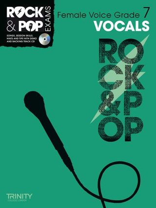 Rock & Pop Exams: Vocals Grade 7