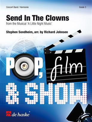 Stephen Sondheim: Send in the Clowns