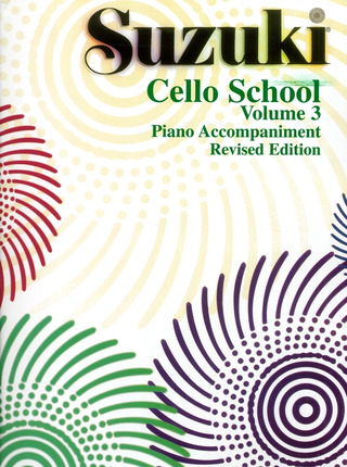 Shin'ichi Suzuki: Cello School 3 – Revised Edition