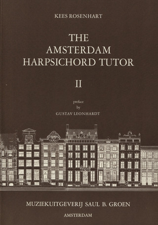Kees Rosenhart: The Amsterdam Harpsichord Tutor 2