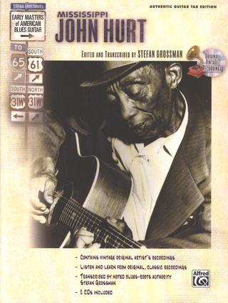 John Smith Hurt: Early Masters of American Blues Guitar