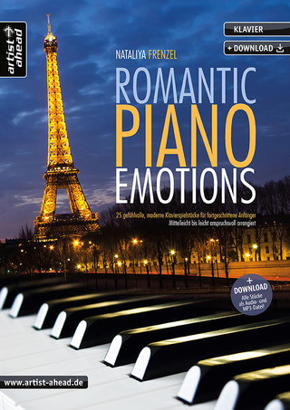 Nataliya Frenzel: Romantic Piano Emotions