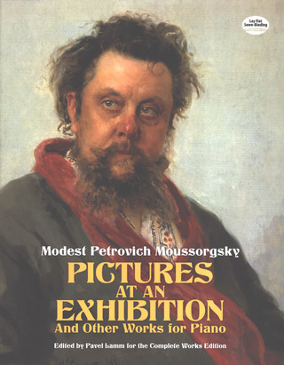 Modest Mussorgski: Moussorgsky Pictures At An Exhibition & Other Works For Piano