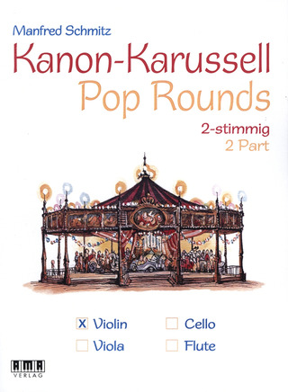 Manfred Schmitz: Kanon-Karussell - Pop Rounds