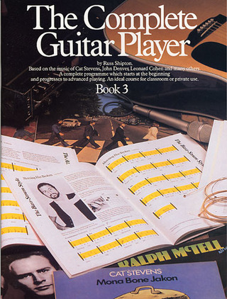 Russ Shipton: Complete Guitar Player Book 3 Book Only