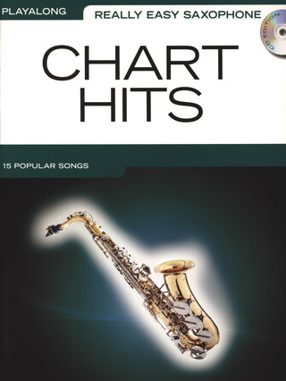 Really Easy Saxophone: Chart Hits