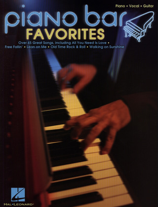 Piano Bar Favourites