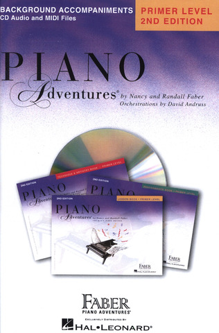 Randall Faber et al.: Piano Adventures Primer Level -  Lesson