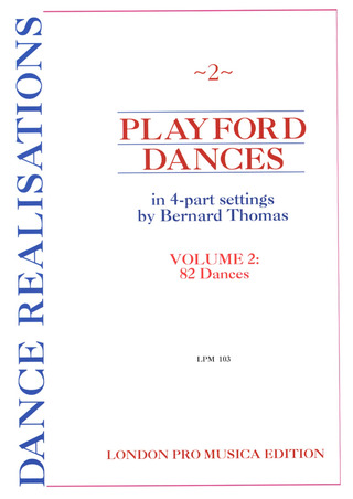 John Playford: Playford Dances 2
