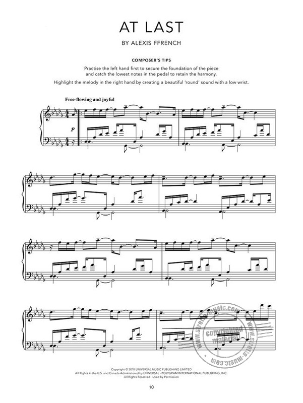 Alexis Ffrench: The Sheet Music Collection (1)