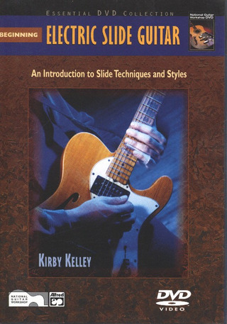 Kirby Kelly: Beginning Electric Slide Guitar