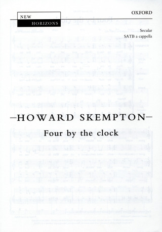 Skempton, Howard: Four by the Clock