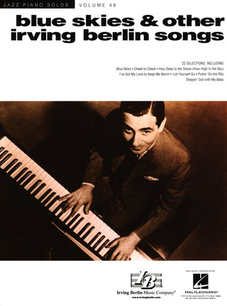 Irving Berlin: Jazz Piano Solos 48: Blues Skies & other Irving Berlin Songs