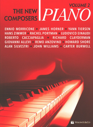 Piano – The New Composers 2