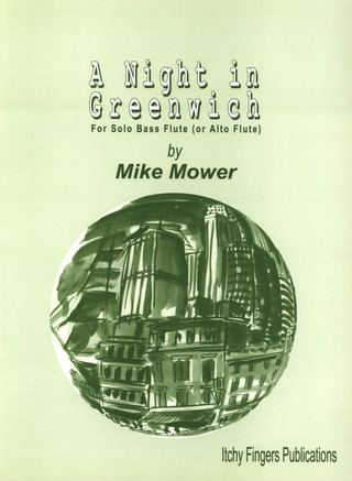 Mike Mower: A Night in Greenwich