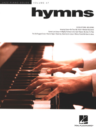Jazz Piano Solos 47: Hymns