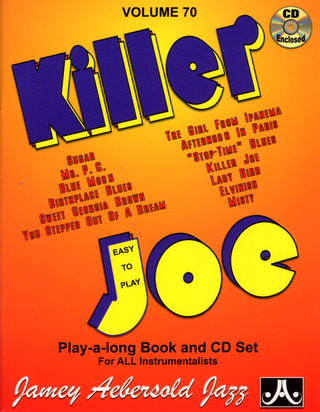 Jamey Aebersold: Killer Joe