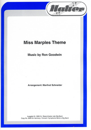 Goodwin, Ron: Miss Marple Theme