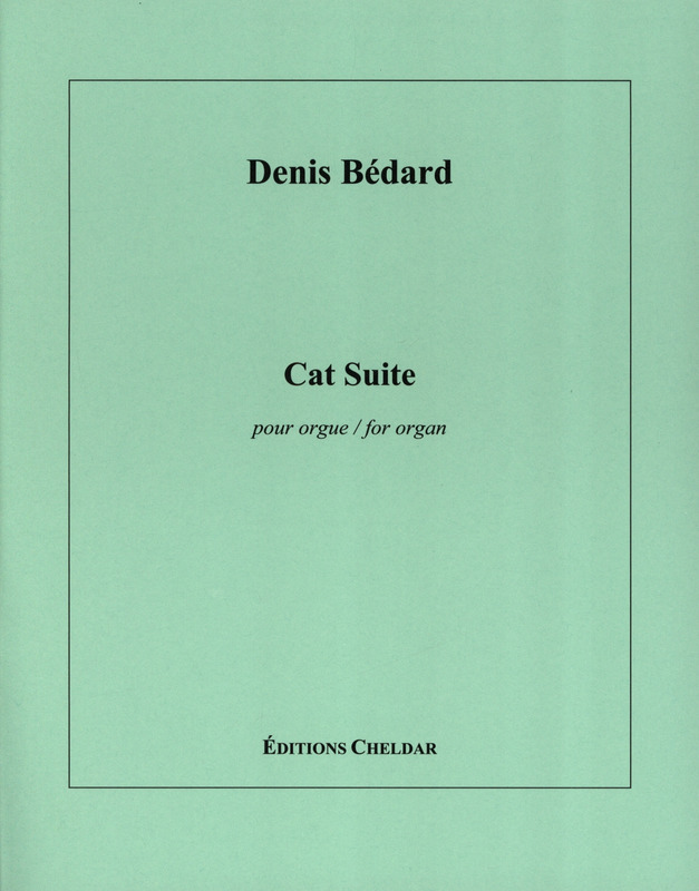 Denis Bédard: Cat Suite