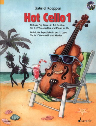 Gabriel Koeppen: Hot Cello 1