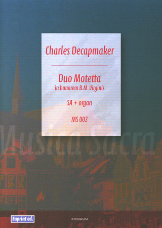 Charles Decapmaker: Duo Motetta