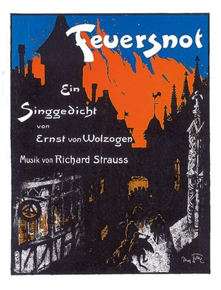 Richard Strauss: Feuersnot