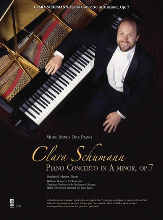 Clara Schumann: Piano Concerto in A minor op. 7