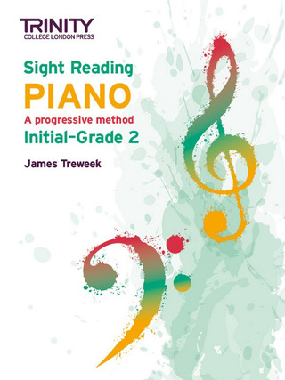 James Treweek: Trinity College London Sight Reading Piano: Initial Grade 2