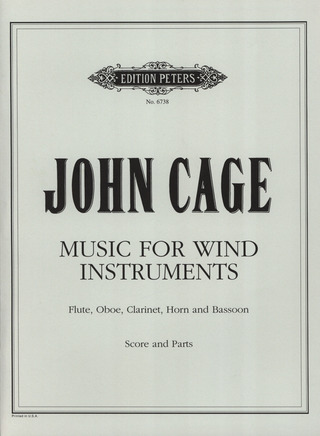 John Cage: Music for Wind Instruments