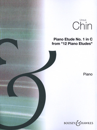 Unsuk Chin: Piano Etude Nr. 1 in C