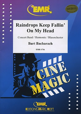 Burt Bacharach: Raindrops Keep Fallin' On My Head