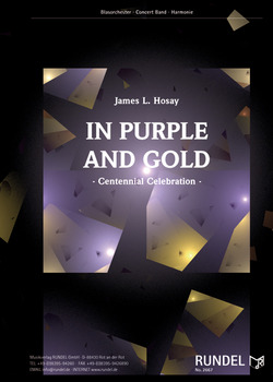 James L. Hosay: In Purple and Gold