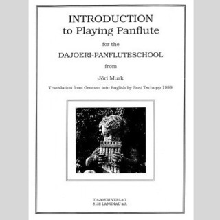 Jöri Murk: Introduction to playing Panflute
